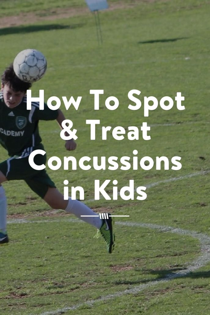 concussions in kids