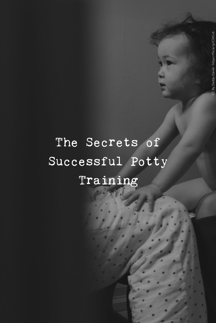 secrets of potty training