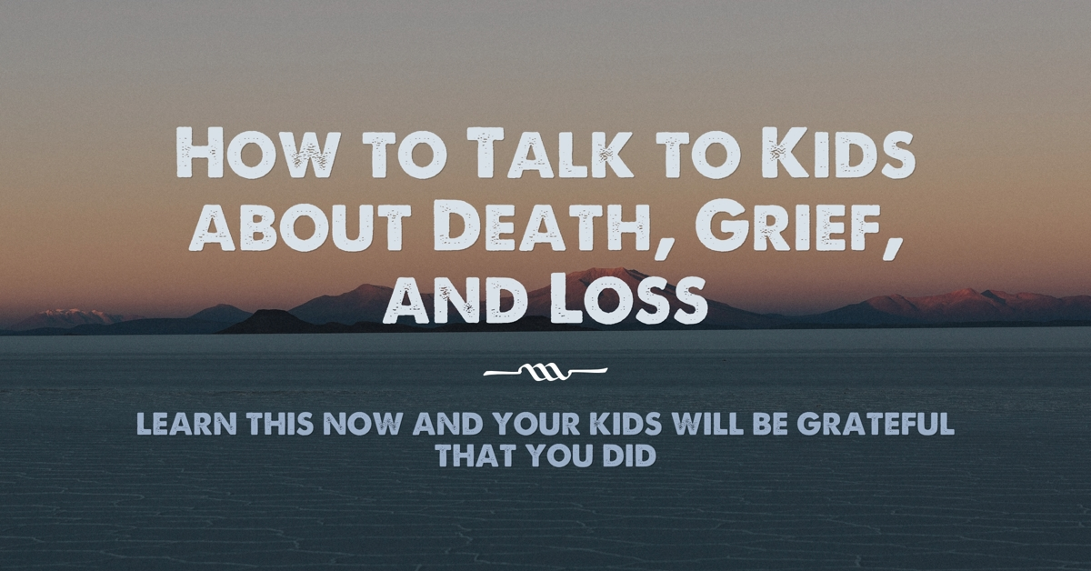 how to help a parent grieve loss of spouse