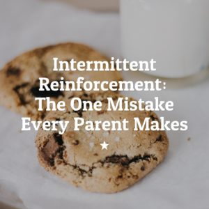mistake every parent makes