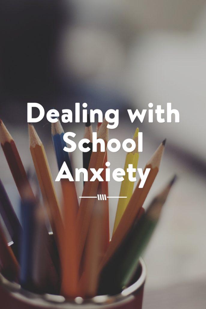school anxiety