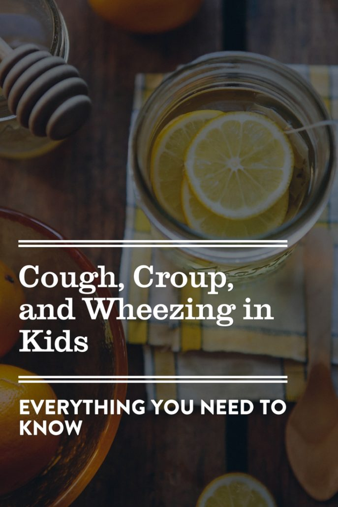 Cough, Croup, and Wheezing in Kids: Everything You Need to Know