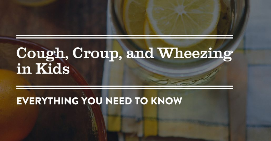 Pediatrician's Tips for Coughing, Croup ...
