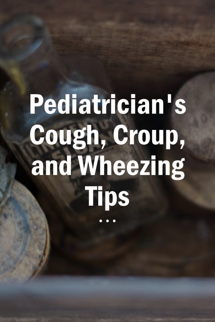 cough croup and wheezing in kids