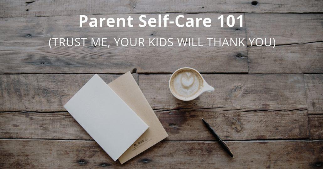 parent self-care
