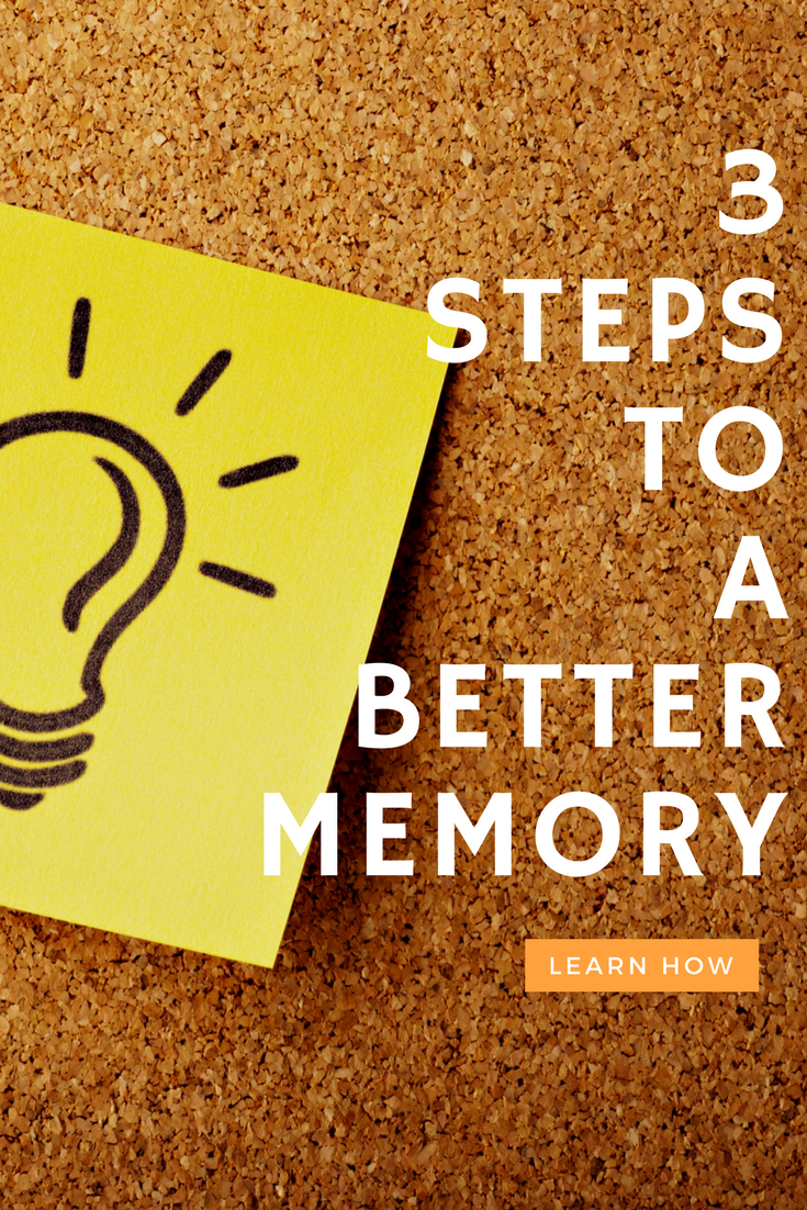 Improve Your Child's Memory