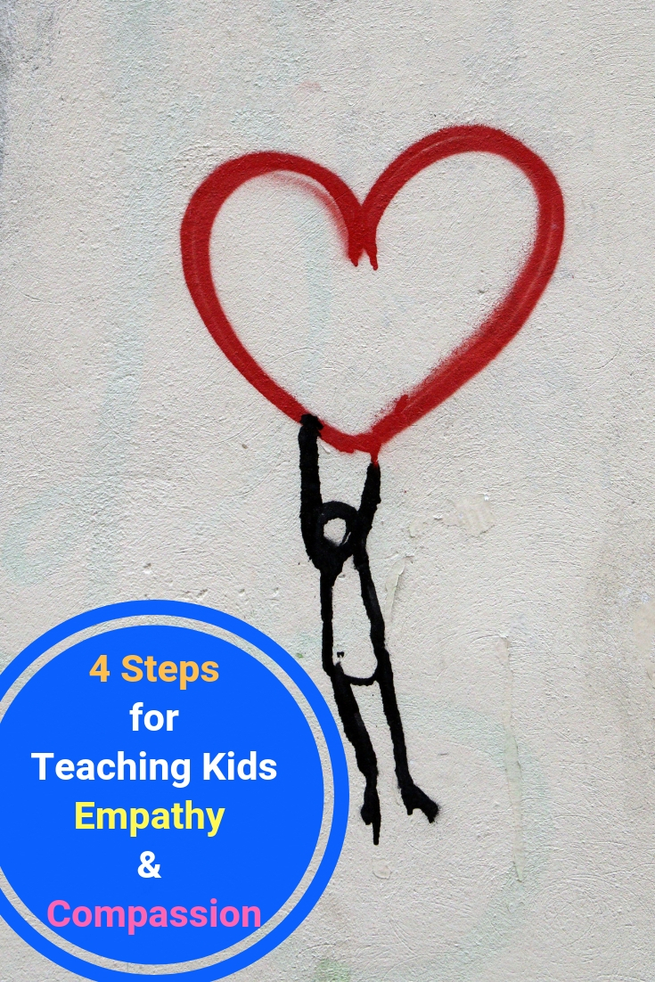 teaching kids empathy and compassion