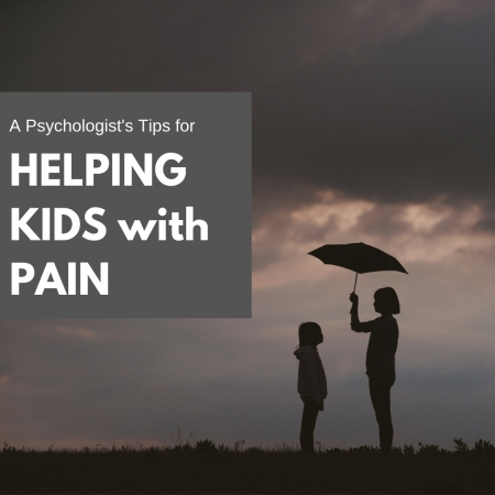 Helping Kids with Pain