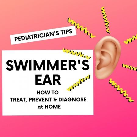 swimmer's ear treatment