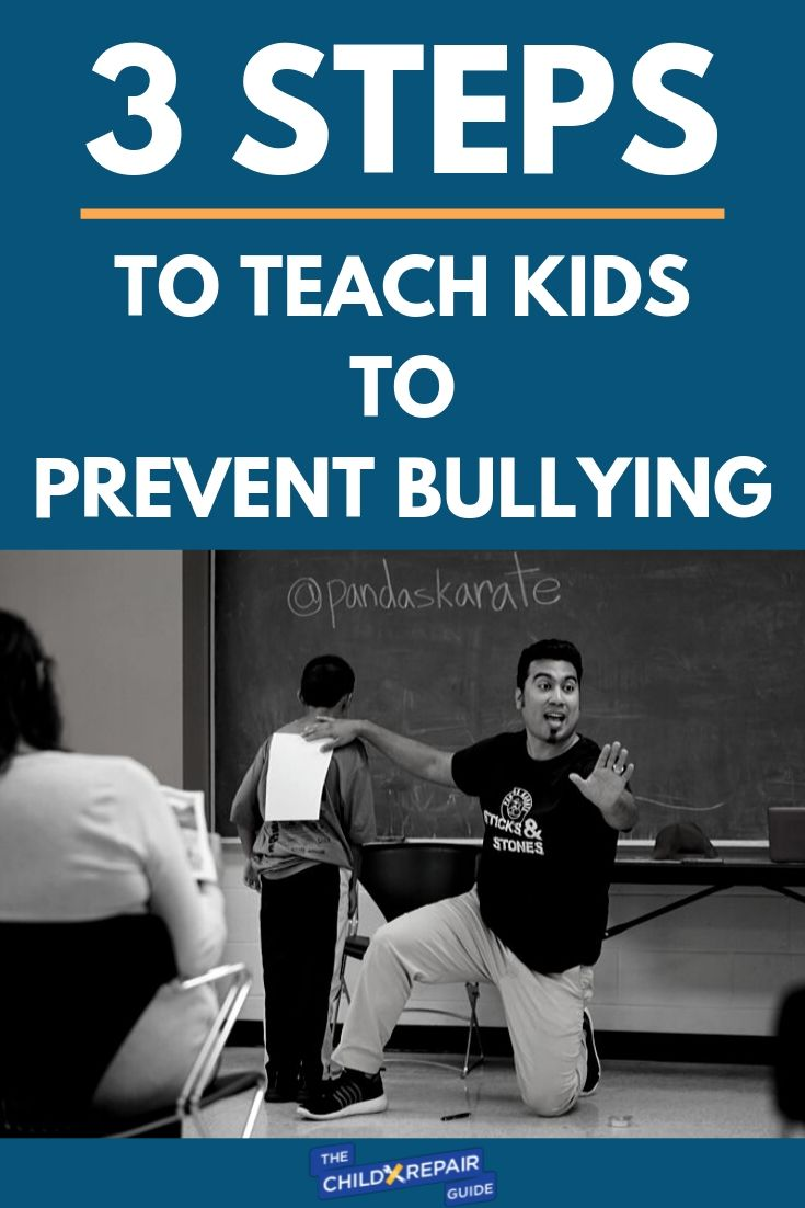 combat bullying in schools