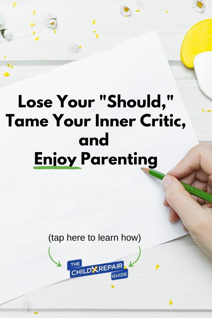 enjoy parenting
