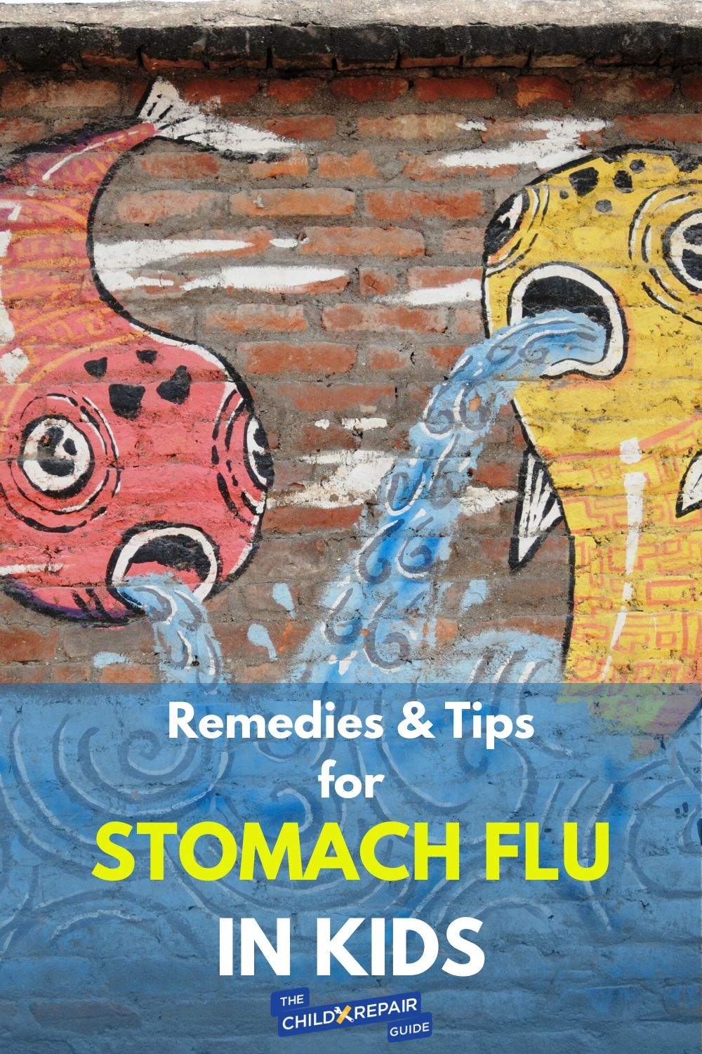 Remedies, what to watch for, what to expect, and how to make your little one feel better when she has the stomach flu! #homeremedies #whentocallthedoctor #vomiting #diarrhea #stomachflu #stomachbug #stomachvirus #gastroenteritis #pediatrician #kidshealth #kidhealth #healthykids