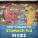stomach flu in kids