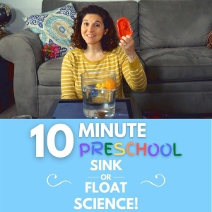 Sink or Float Science!