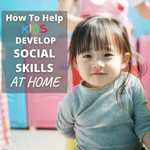 develop social skills