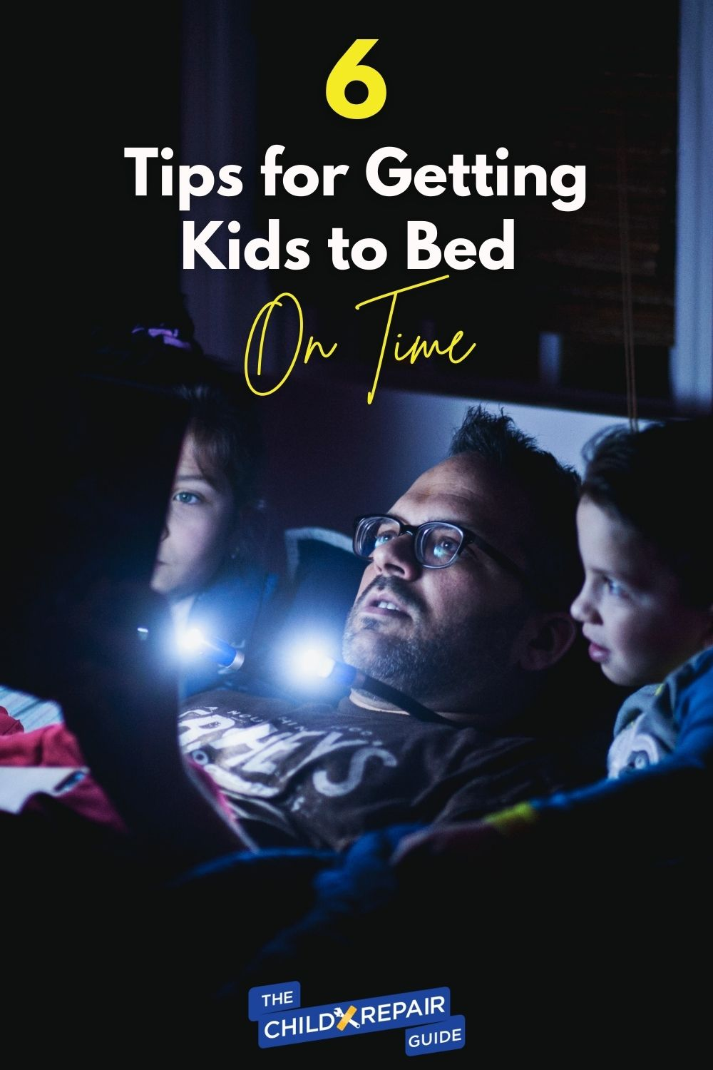 bedtime routine tips